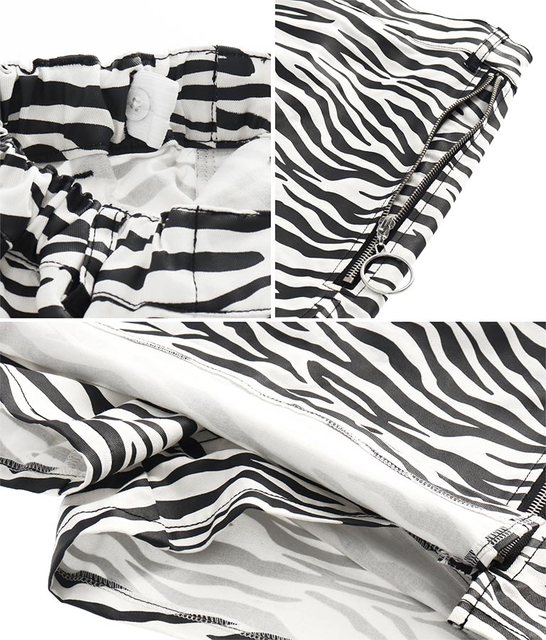 リングジップ付スカパン(ボトムス・パンツ /ショートパンツ・スカート) | ANAP GiRL