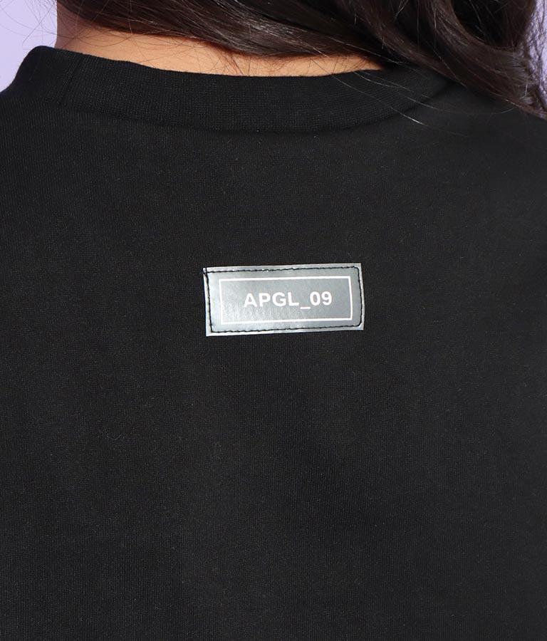 袖チュール切替トップス(トップス/Tシャツ)   ANAP GiRL