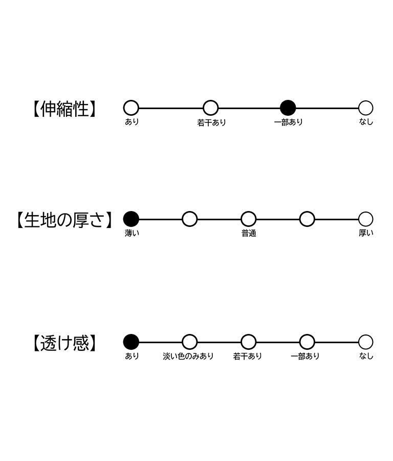 シフォンフレア袖トップス(トップス/カットソー ) | ANAP GiRL