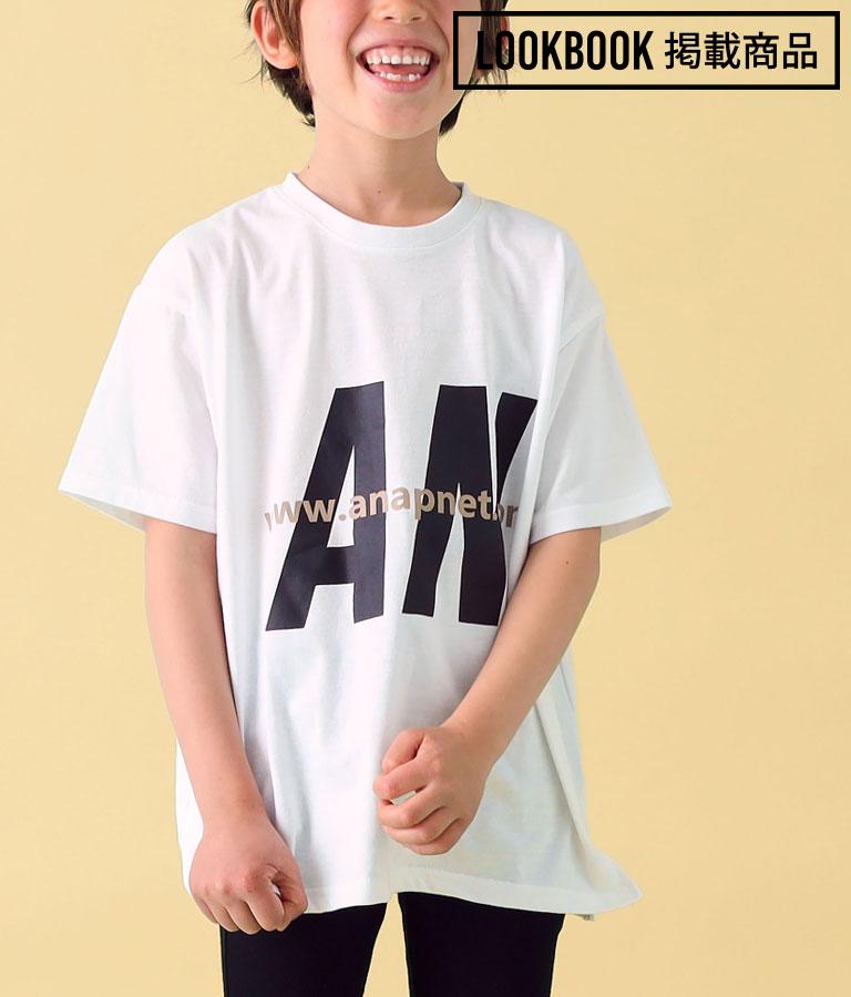 吸水速乾ANAPロゴビッグTシャツ