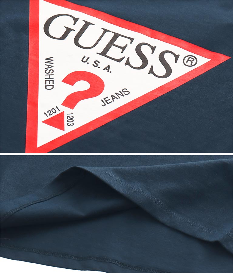 CN SS ORIGINAL LOGO TEE(トップス/Tシャツ) | GUESS