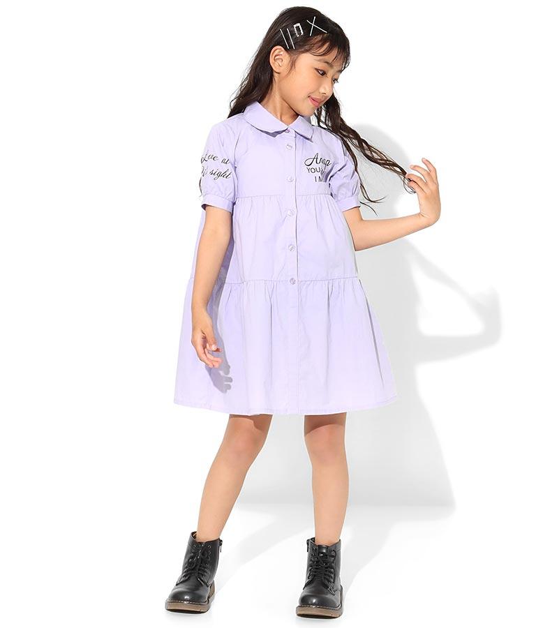 ティアードワンピース(ワンピース・ドレス/ミディアムワンピ) | ANAP KIDS