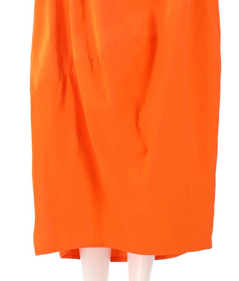 タック&ドレープデザインロングワンピース(ワンピース・ドレス/ロングワンピ) | Settimissimo