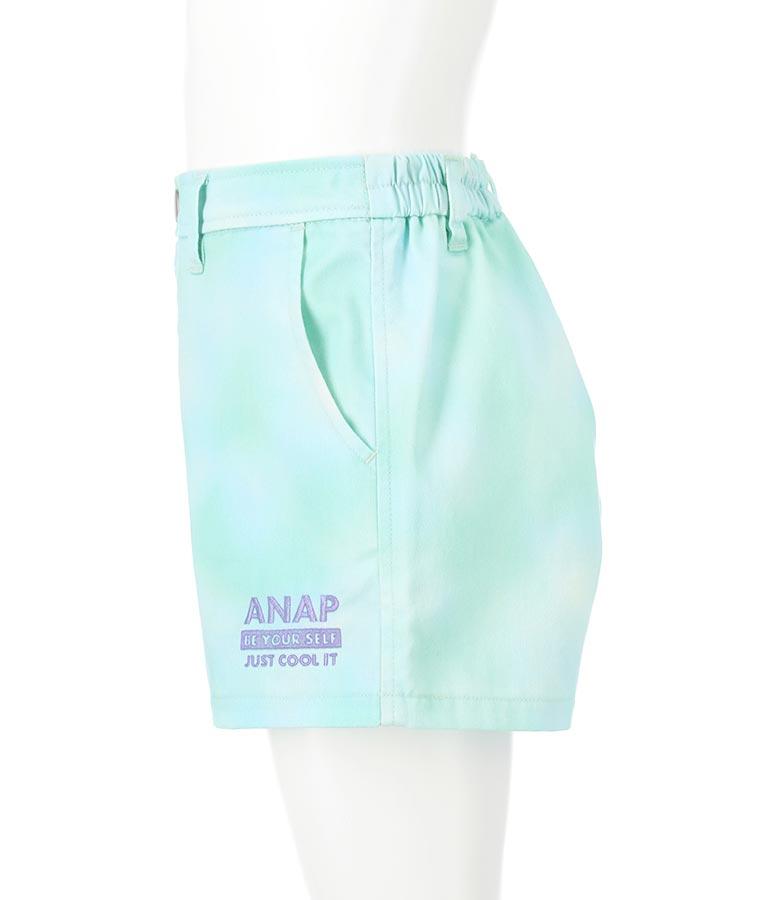 タイダイ風ショートパンツ(ボトムス・パンツ /ショートパンツ) | ANAP KIDS