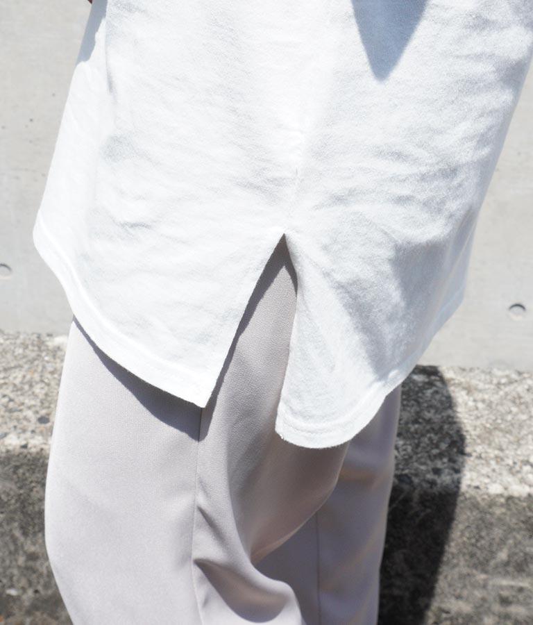リーフボックスプリントTシャツ(トップス/Tシャツ)   ANAP