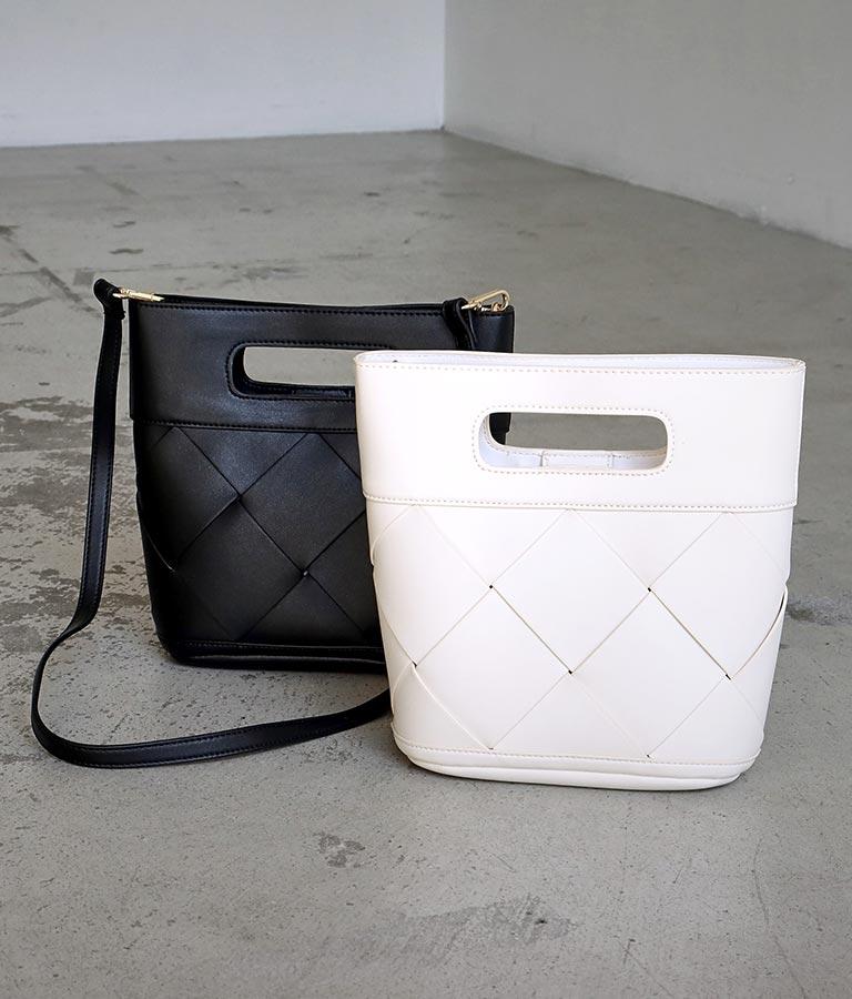 ビッグメッシュバッグ(バッグ・鞄・小物/ハンドバッグ) | Alluge