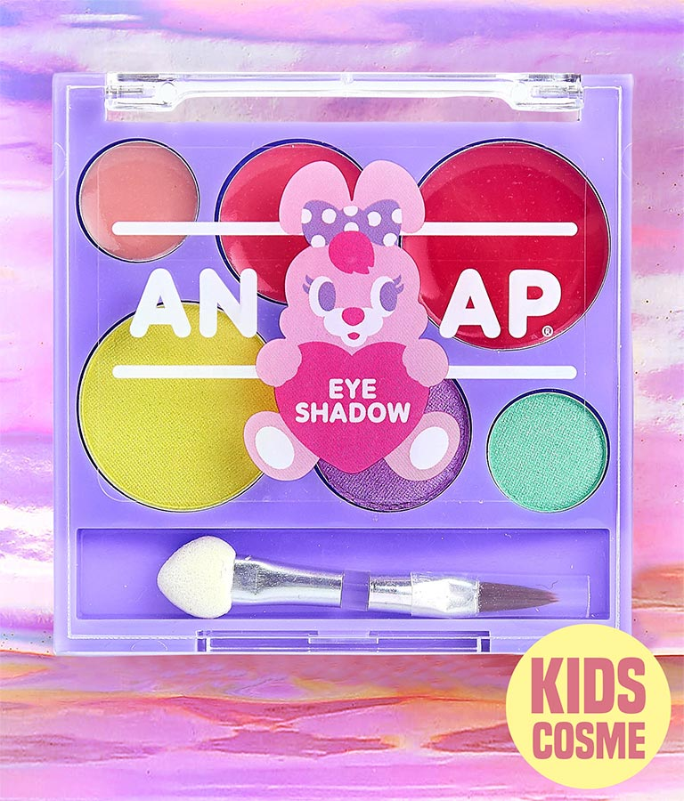 ポンポンちゃんアイシャドウ&チークパレット(Others/その他) | ANAP KIDS