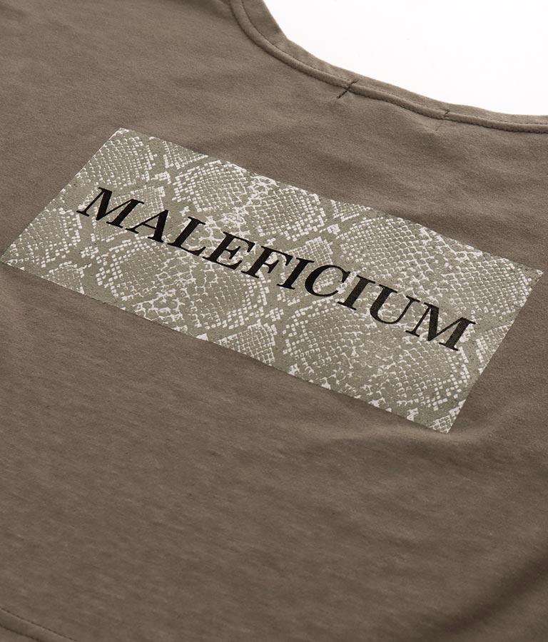 パイソンプリントスーパーショートTシャツ(トップス/Tシャツ)   anap Latina
