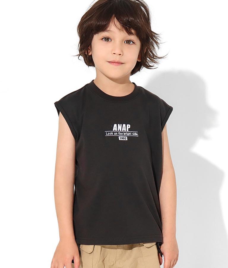 フレンチスリーブトップス(トップス/カットソー ) | ANAP KIDS