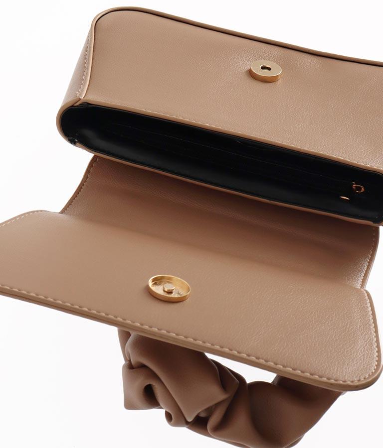 2WAYギャザーハンドルミニバッグ(バッグ・鞄・小物/ハンドバッグ) | ANAP