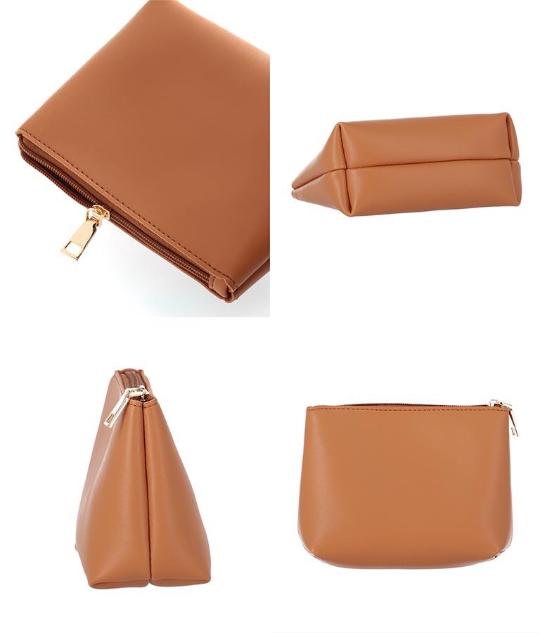 ポーチ付きカットワークバッグ(バッグ・鞄・小物/ショルダーバッグ) | ANAP