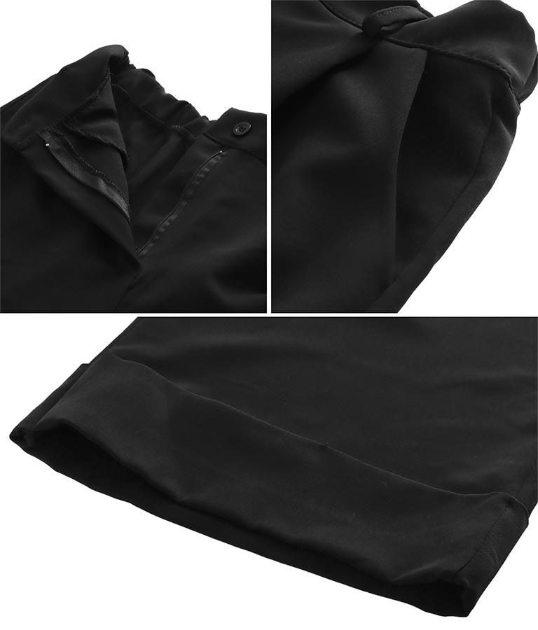 ポケット付きキュロットパンツ(ボトムス・パンツ /ショートパンツ) | Settimissimo