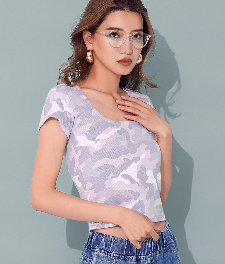 クリアサングラス(ファッション雑貨/サングラス) | ANAP