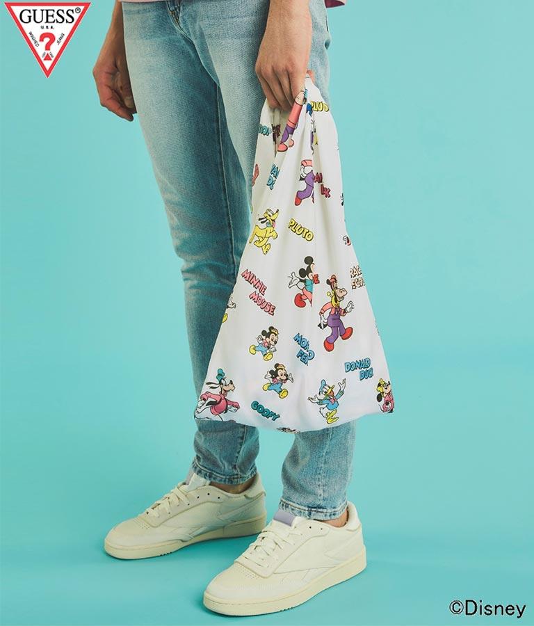 Nylon Eco Bag(バッグ・鞄・小物/トートバッグ)   GUESS