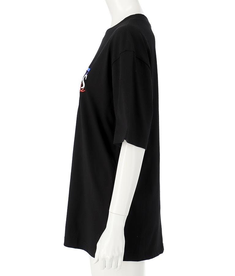 MEN'S S/SLV TEE SHIRT(トップス/Tシャツ)   GUESS