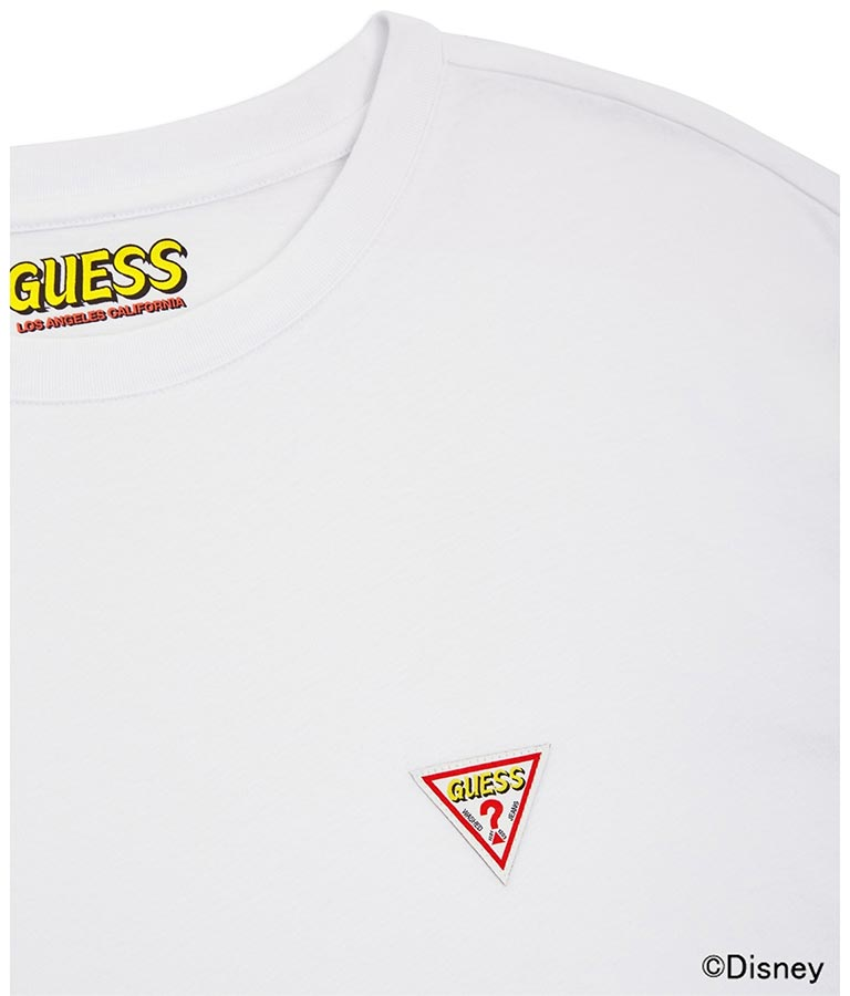 Small Triangle Logo S/S Tee(トップス/Tシャツ)   GUESS