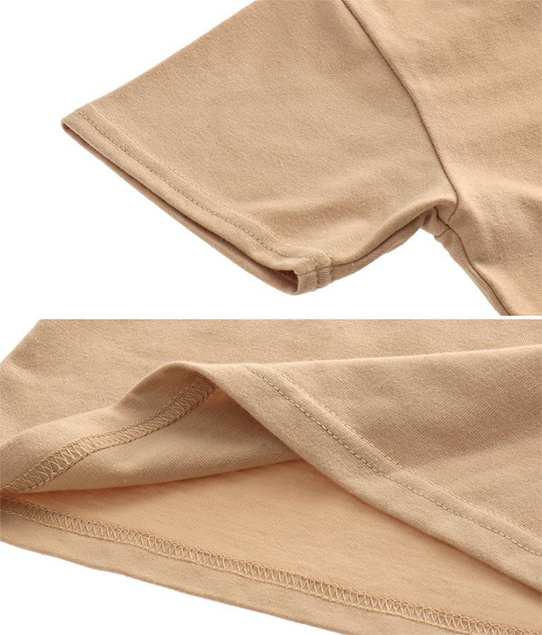 ラインキャミソールワンピースセットアップ(ワンピース・ドレス/Tシャツ・ミディアムワンピ) | ANAP KIDS