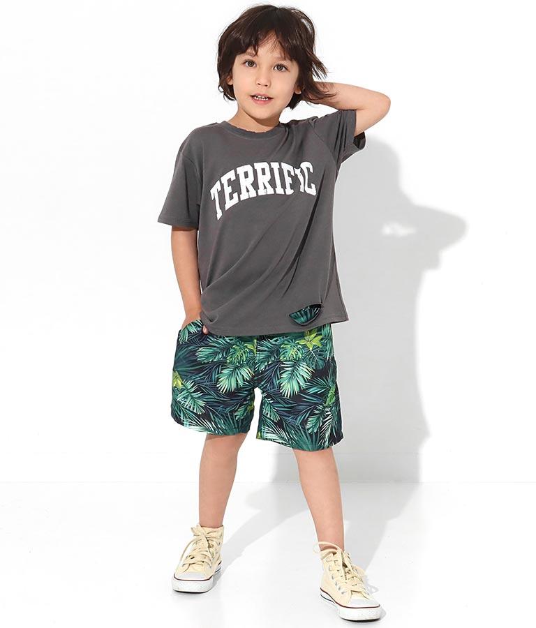 カレッジロゴダメージビッグTシャツ(トップス/Tシャツ) | ANAP KIDS