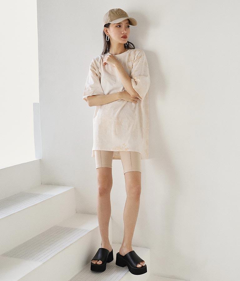タイダイオーバーサイズTシャツ(トップス/Tシャツ) | ANAP