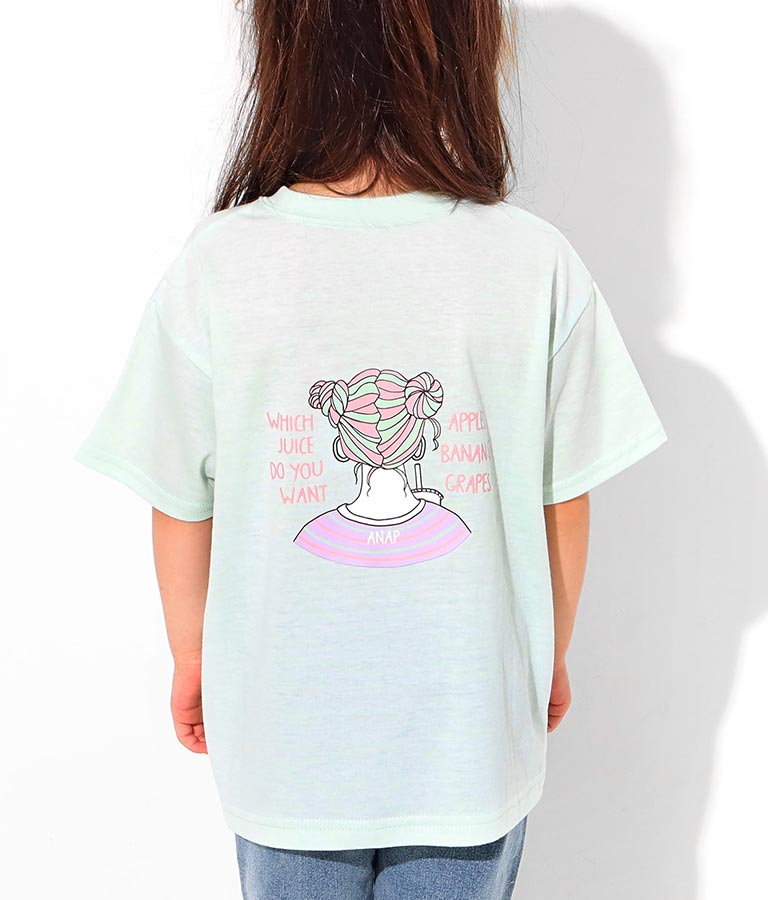 ファッショニスタビッグTシャツ(トップス/Tシャツ) | ANAP KIDS