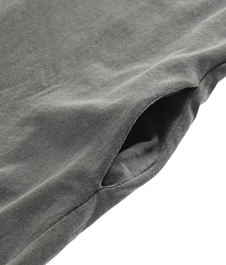 ピグメント加工フロントスリット2WAYワンピース(ワンピース・ドレス/ロングワンピ) | Settimissimo