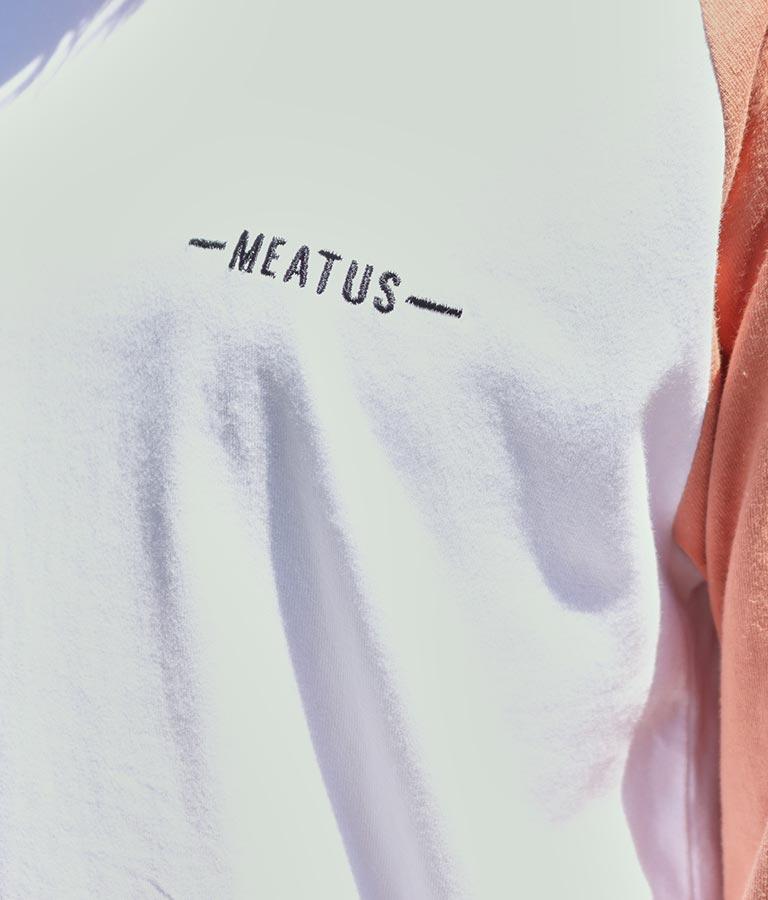 バッククロス刺繍ラグランロングTシャツ(トップス/Tシャツ・カットソー ) | anap mimpi