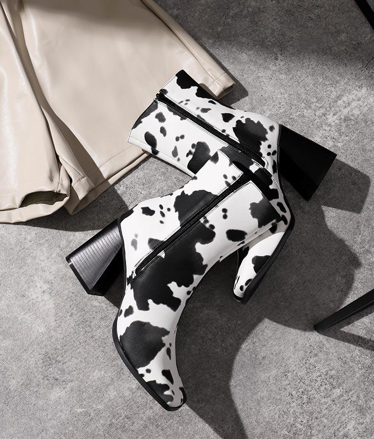 スクエアトゥーブーツ(シューズ・靴/ブーツ) | ANAP