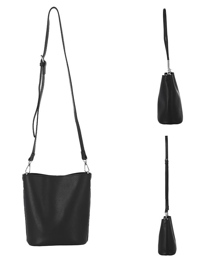 ポーチ付きエコレザーバッグ(バッグ・鞄・小物/ショルダーバッグ)   ANAP