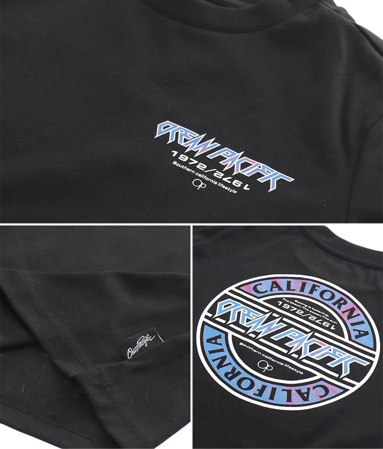 バックサークルロゴTシャツ(トップス/Tシャツ) | OP Ocean Pacific