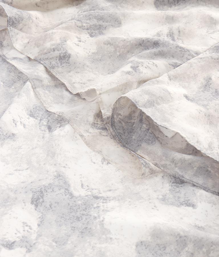タイダイ柄インショーパンオールインワン(ワンピース・ドレス/サロペット/オールインワン)   CHILLE