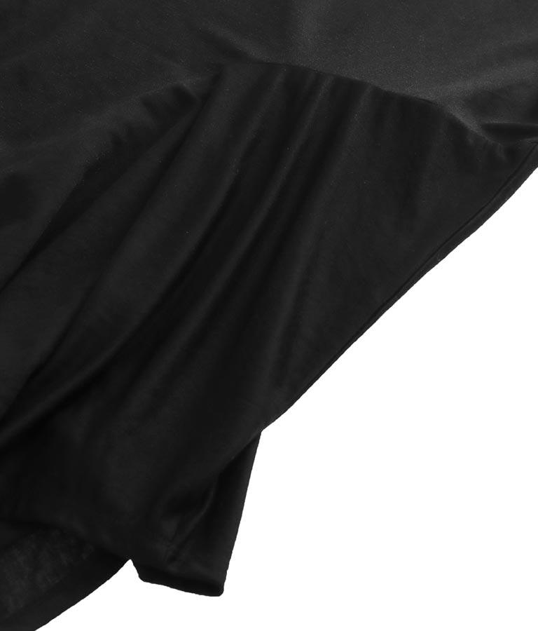 冷感アシンメトリーロングトップス(トップス/Tシャツ) | Settimissimo