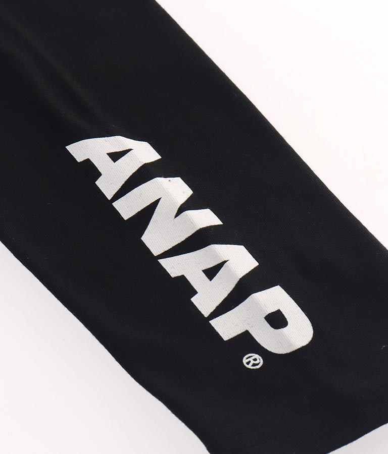 ANAPロゴ箔プリントレギンス(ボトムス・パンツ /レギンス)   ANAP