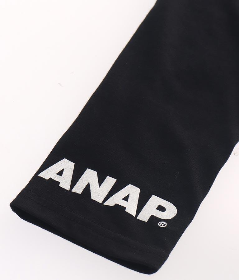 ANAPロゴサークルプリントレギンス(ボトムス・パンツ /レギンス) | ANAP