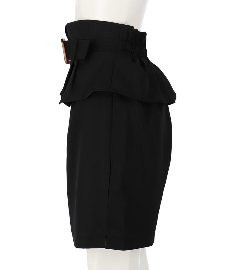 ベルト付きペプラムタイトスカート(ボトムス・パンツ /スカート) | anap Latina