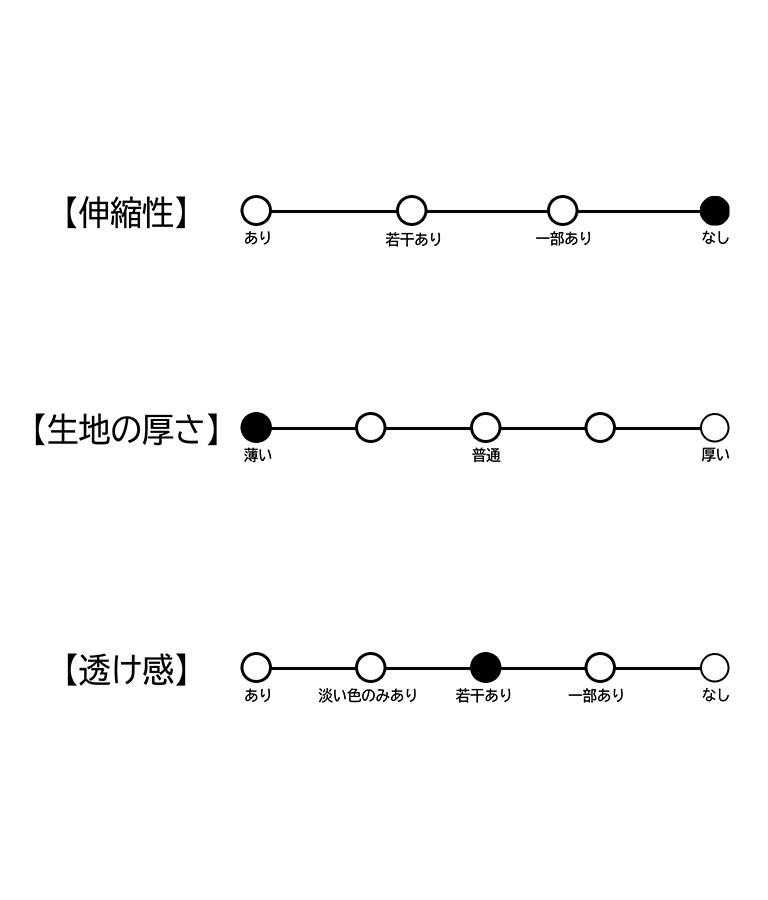 ドットギャザー5分丈ブラウス(トップス/カットソー ) | CHILLE