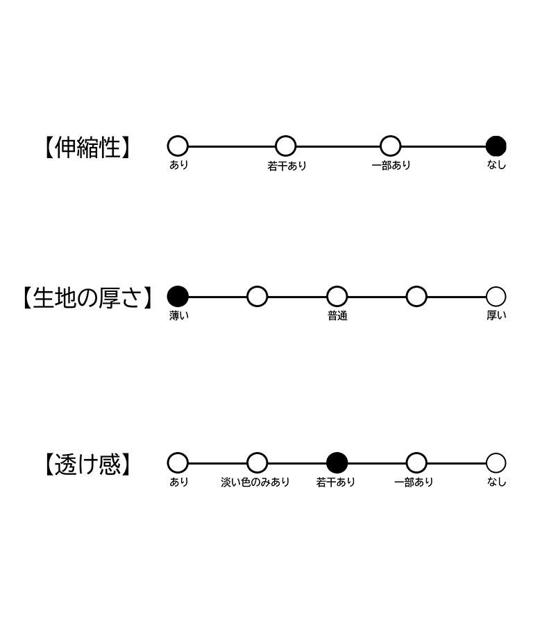 楊柳フロントデザインワンピース(ワンピース・ドレス/ロングワンピ・ミディアムワンピ) | CHILLE
