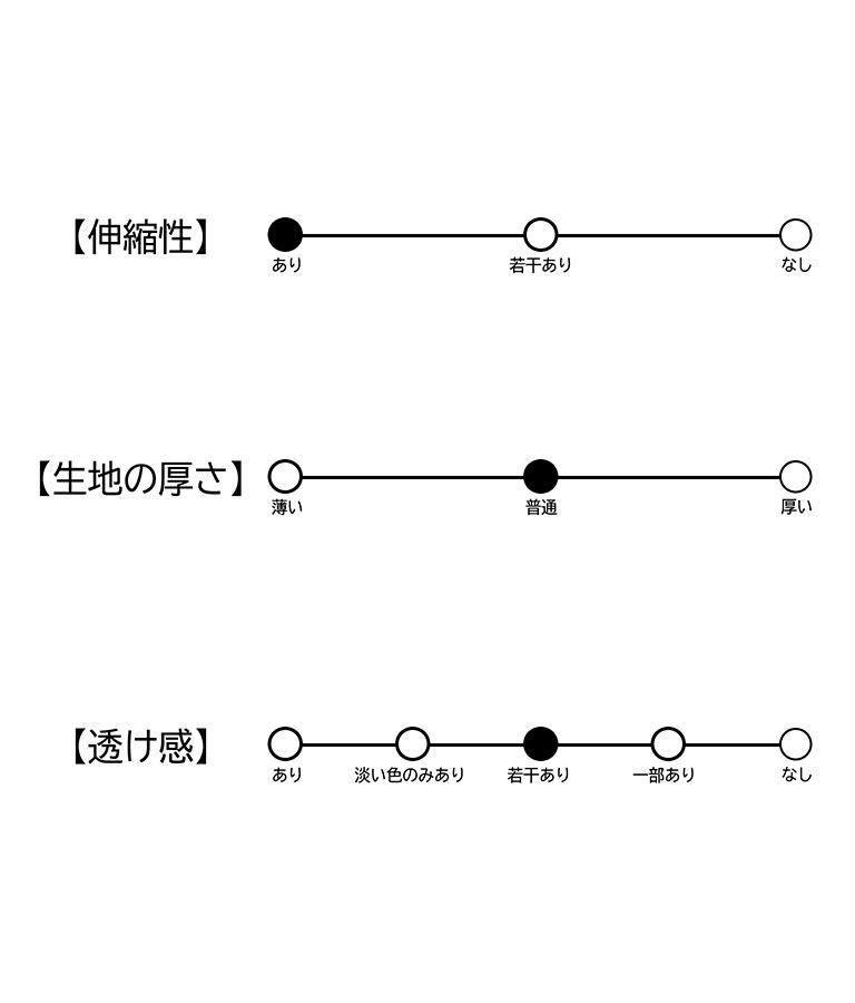 ケーブル編みサイドスリットVネックベスト(トップス/ニット/セーター) | anap mimpi