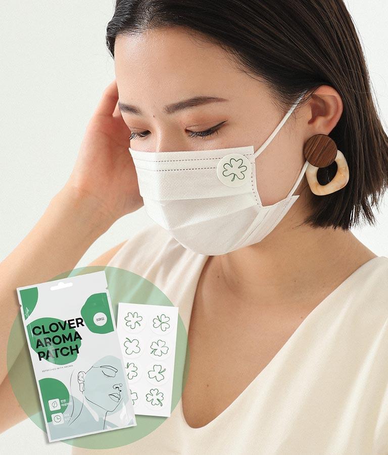 マスク用アロマパッチシール