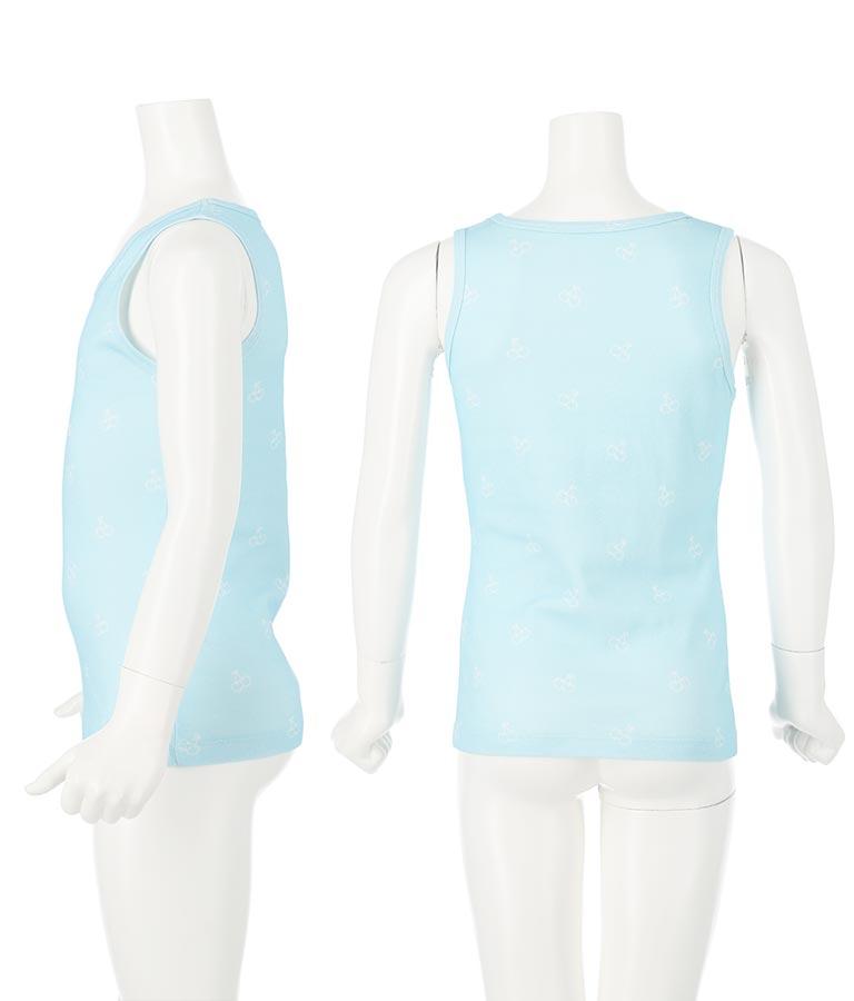 制菌インナータンクトップ+ショーツセット巾着付(トップス/タンクトップ)   ANAP KIDS