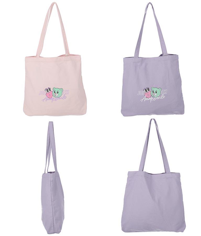 ジョリー&パンチトートバッグマスクケース付(バッグ・鞄・小物/トートバッグ)   ANAP GiRL