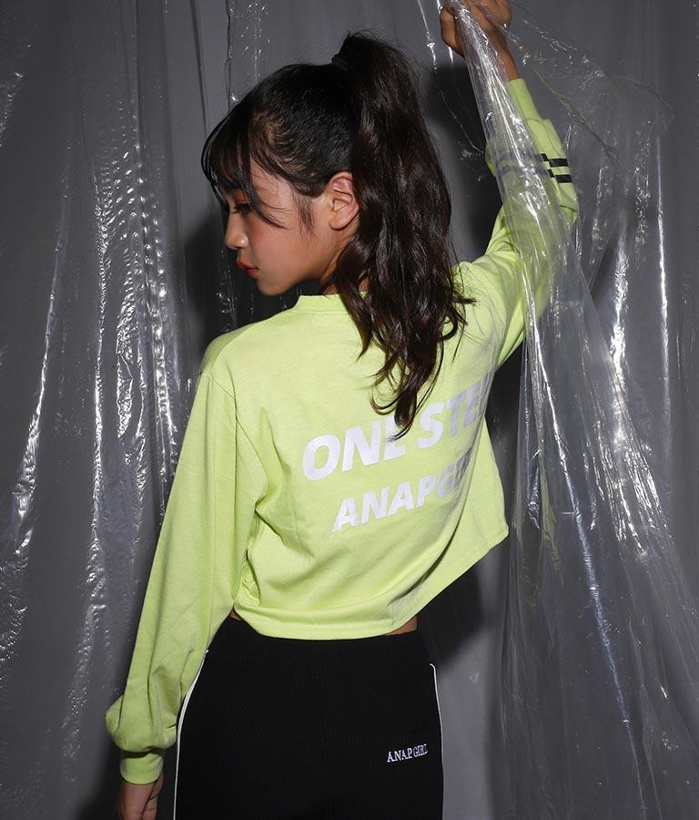 バックリフレクトトップス(トップス/Tシャツ) | ANAP GiRL