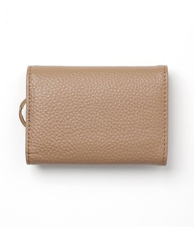 本革CHILLEロゴキーケース(ファッション雑貨/財布 ・長財布・二つ折り(折りたたみ財布) ) | CHILLE