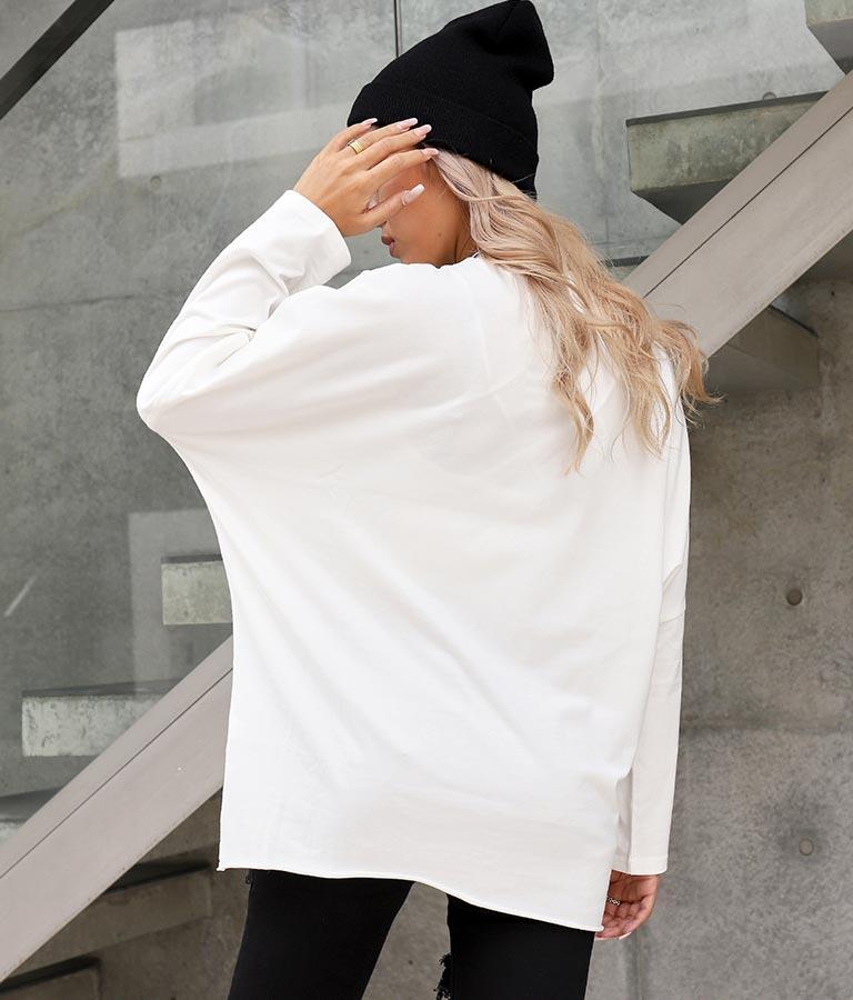 シンプルドルマンロンT(トップス/Tシャツ)   ANAP