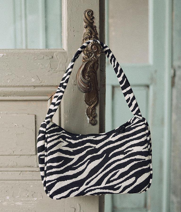 ゼブラミニハンドバッグ(バッグ・鞄・小物/ハンドバッグ)   CHILLE