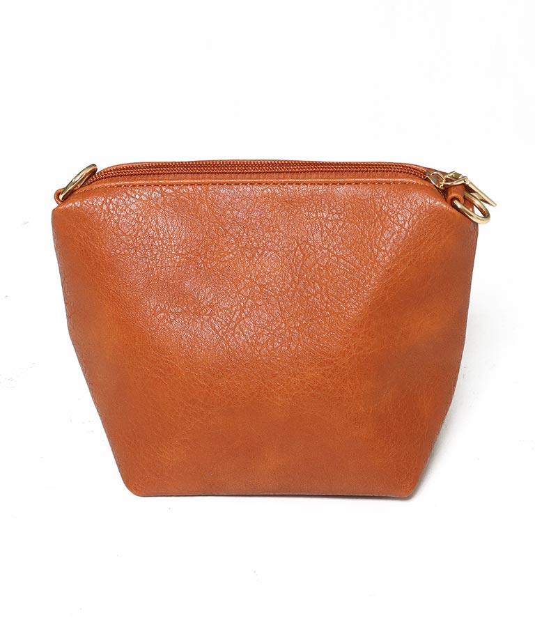ポーチ付きワンハンドデザインバッグ(バッグ・鞄・小物/ハンドバッグ・ショルダーバッグ) | CHILLE