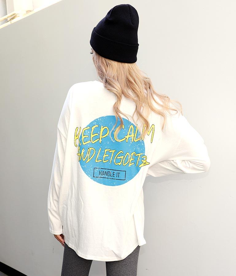 ヴィンテージライクプリントロンT(トップス/Tシャツ・カットソー ) | ANAP