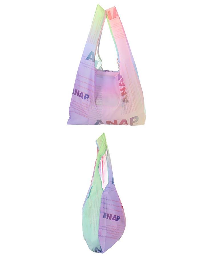 RETEXPETリサイクルポケッタブルエコバッグ(バッグ・鞄・小物/トートバッグ・その他) | ANAP HOME