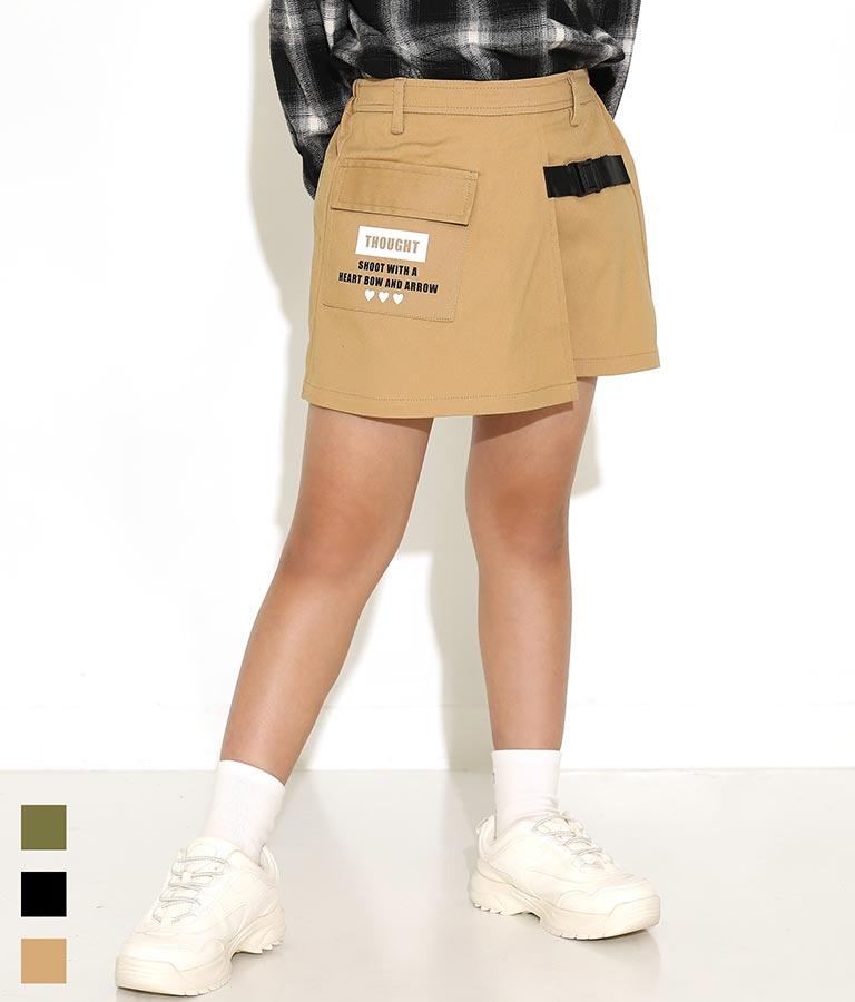 ミリタリー風スカパン(ボトムス・パンツ /ショートパンツ・スカート) | ANAP KIDS