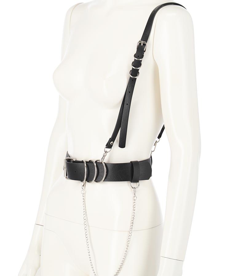 2WAYハーネスベルト(ファッション雑貨/ベルト) | ANAP GiRL