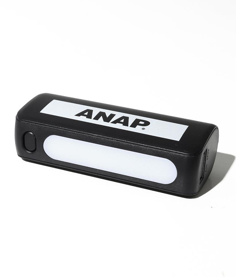 ANAPロゴLEDライト付モバイルチャージャー(Others/その他) | ANAP HOME